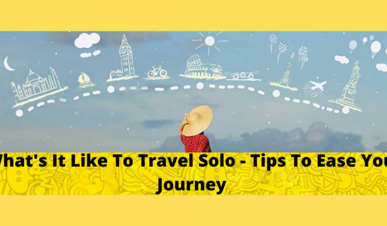 Let Explore India – With a Twist of Solo!