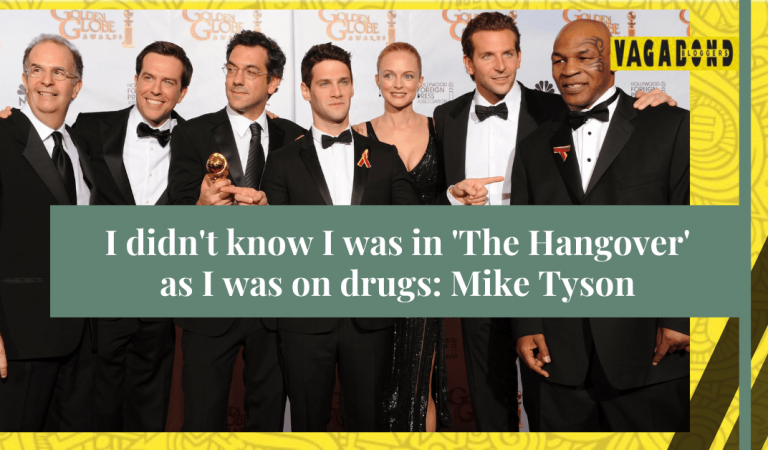 I didn't know I was in 'The Hangover' as I was on drugs: Mike Tyson