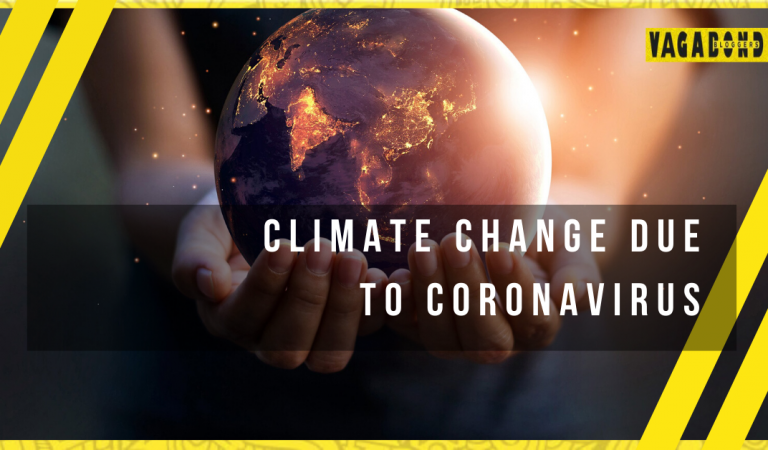 This Earth Day is Different – Climate Change Due to Coronavirus!