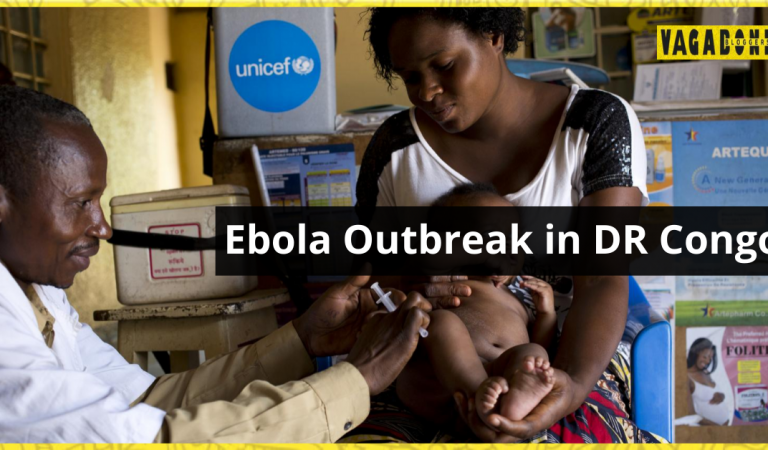 Ebola Outbreak in DR Congo, Already Hit by Measles and Coronavirus.
