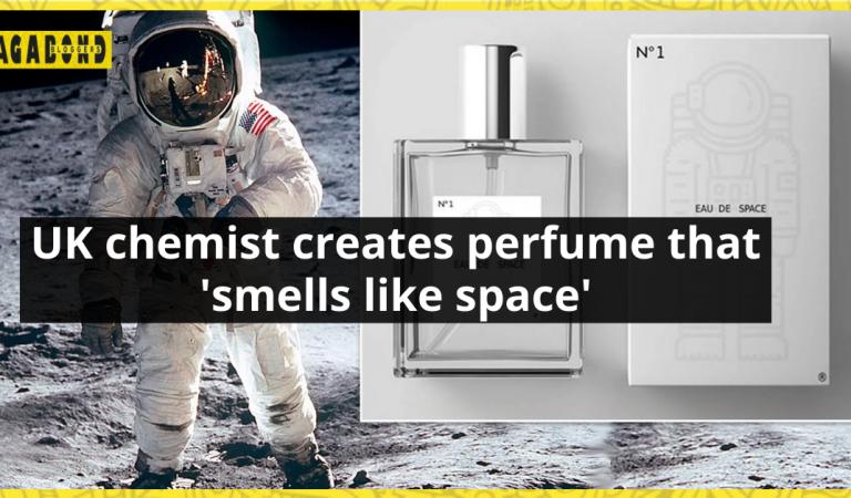 UK chemist creates a perfume that 'smells like space'