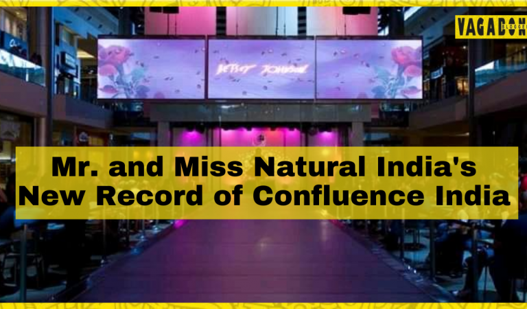 Mr. and Miss Natural India's new record of Confluence India