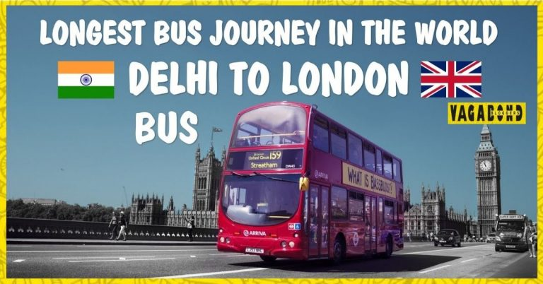 Delhi to London
