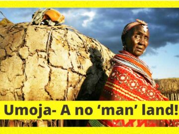 Umoja-A-no-man-land