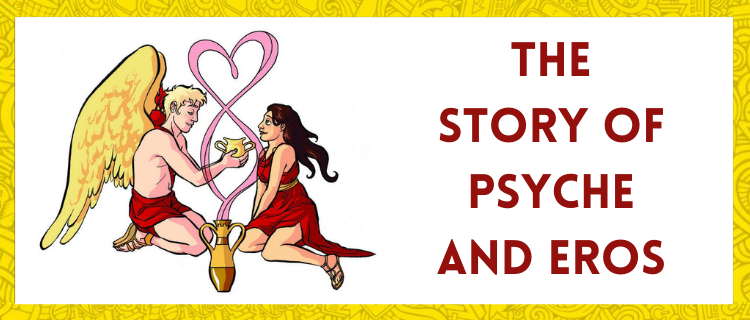 The Story Of Psyche And Eros