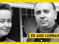 Ed and Lorraine Warren