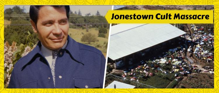 The Mass Suicide Of Jonestown