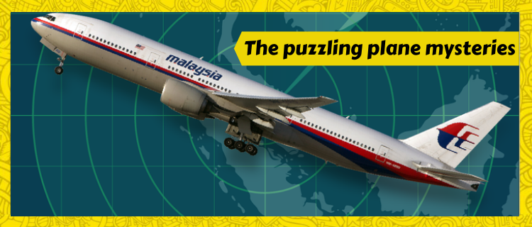 The Puzzling Plane Mysteries