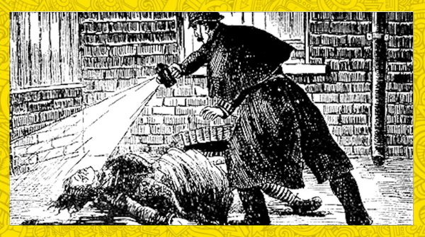 unsolved mysteries,Jack the Ripper