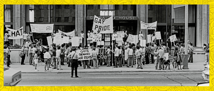 LGBTQ Rights Throughout History
