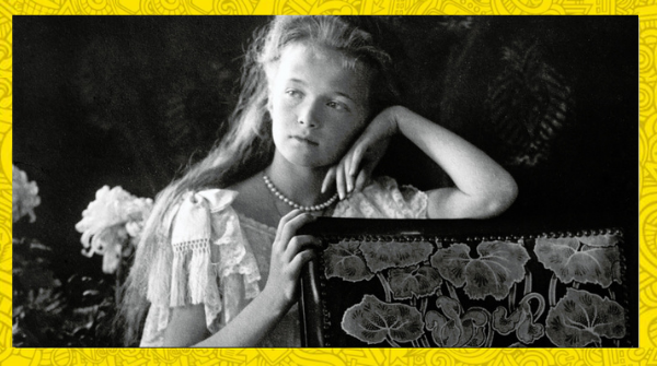 unsolved mysteries,Grand Duchess Anastasia