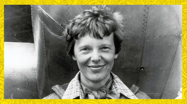 unsolved mysteries,Amelia Earhart