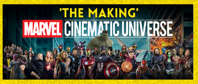 Marvel Cinematic Universe- The Introduction